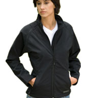Womens Blackcomb Convertible Softshell Jacket