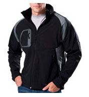 Whistler Bi-color Softshell Jacket
