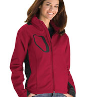 Womens Whistler Bi-color Softshell Jacket