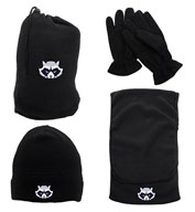 Custom 4-In-1 Fleece Gift Set
