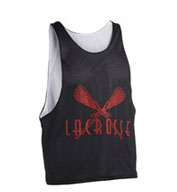 Youth Zone Sleeveless Reversible lacrosse Jersey