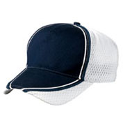 Custom Champion Five Panel Cotton Mesh Sport Cap