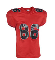 Custom Youth Touchdown Steelmesh Football Jersey