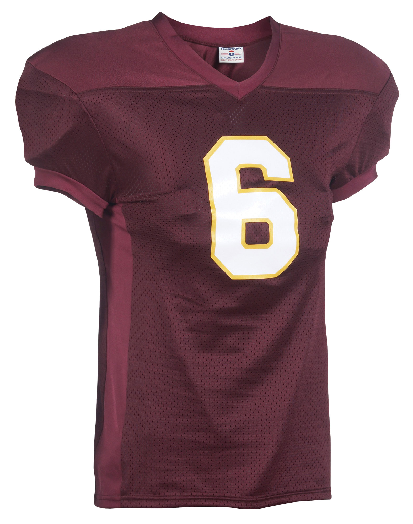 Adult Crunch Time Custom Football Jersey