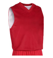Adult Fadeaway Reversible Basketball Jersey