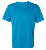 Custom Adult B-Dry Core Short-Sleeve Performance Tee by Badger Sports Mens