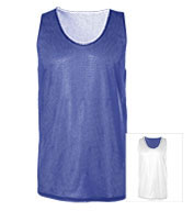 Custom Mesh Reversible Tank Top by Badger