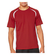 All Sport™ Mens Short Sleeve Colorblock T-shirt