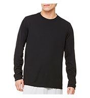 Alo™ Mens Long Sleeve Colorblock T-shirt