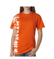 Gildan Tie-Dye Youth One-Color Fusion Tee