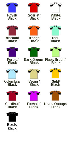 Youth Accelerator Soccer Jersey - All Colors