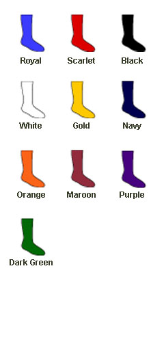 Junior All Sports Socks - All Colors