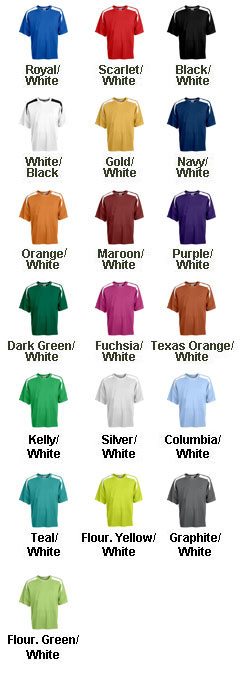 Youth Sweeper Soccer Jersey - All Colors