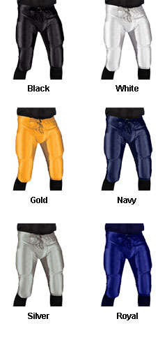 Adult Punisher Snap Side Football Pant - All Colors