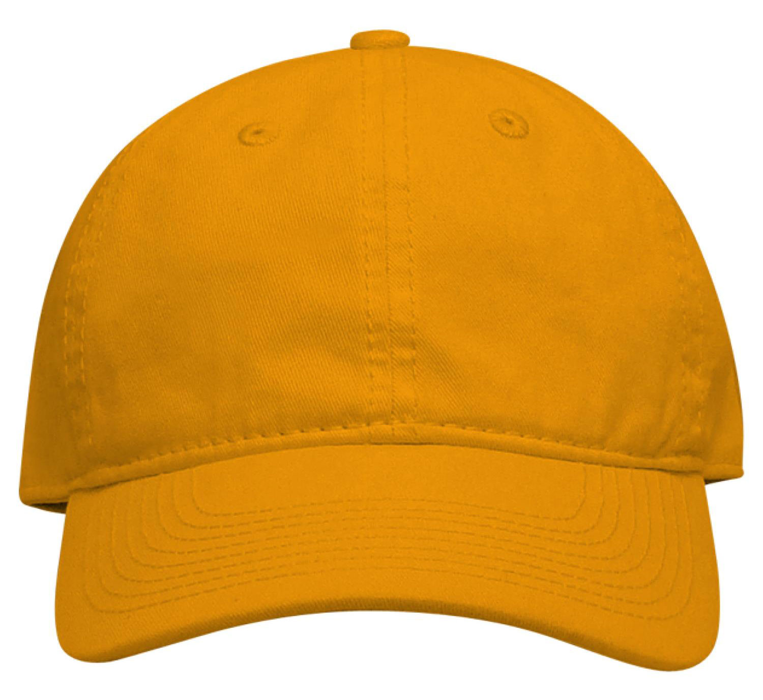 Washed Twill Cotton Cap by The Game