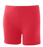 Custom Girls Poly/Spandex 4 Short