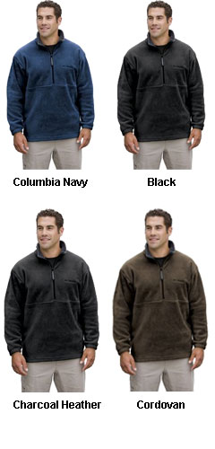Columbia� - Hemlock Ridge� 1/4-Zip Pullover - All Colors
