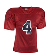 Youth Flag Star Football Jersey