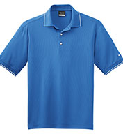 Custom NIKE GOLF - Dri-FIT Classic Tipped Sport Shirt Mens