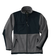 Custom Youth Evolux� Fleece Jacket by Charles River Apparel