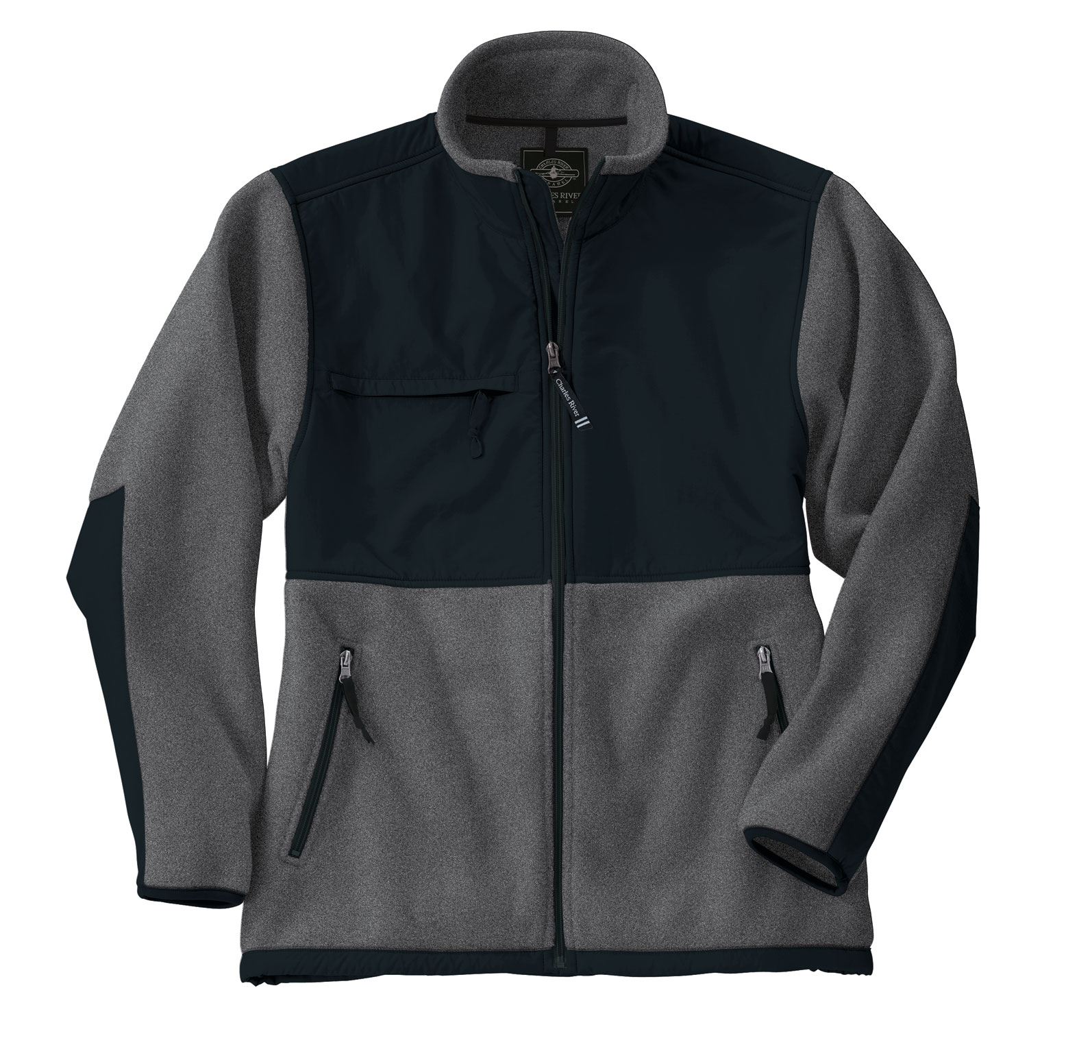 Youth Evolux� Fleece Jacket by Charles River Apparel