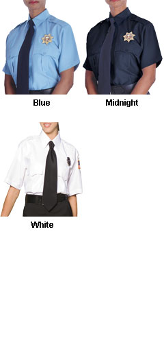 Security Shirt Short Sleeve Shirt - All Colors