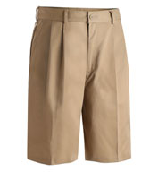 Custom Mens Pleated Short Mens