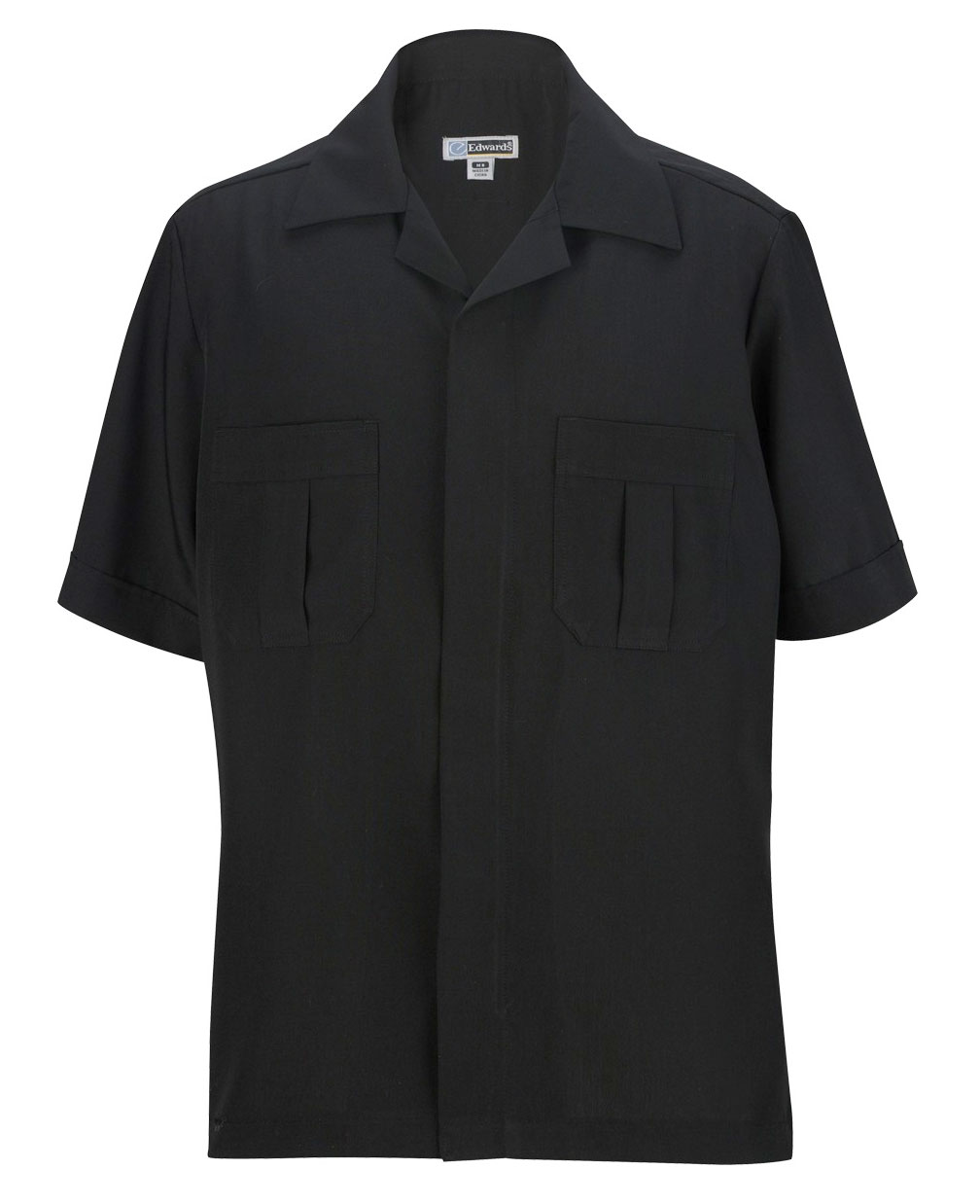 Mens Spun Poly Service Shirt