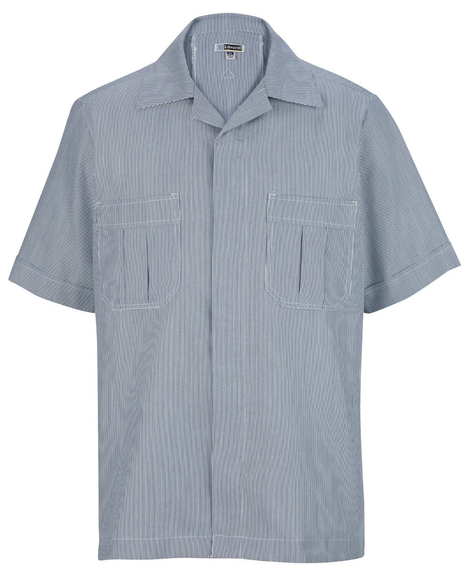 Mens Jr. Cord Service Shirt