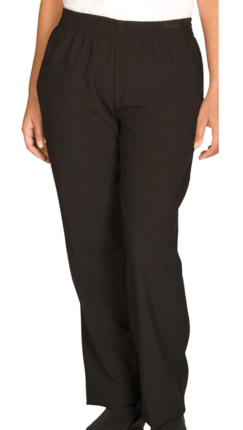 Womens Spun Poly Pull-on Pant