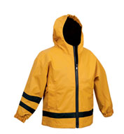 Toddler New Englander Rain Jacket by Charles River Apparel