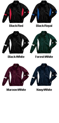 Stadium Soft Shell Jacket by Charles River Apparel - All Colors