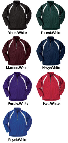 Mens TeamPro Jacket by Charles River Apparel - All Colors