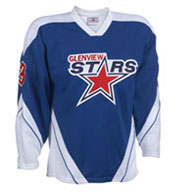 Custom Adult Mens Breakaway Hockey Jersey With Incline Design