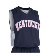 Custom Youth Reversible Cool Mesh/Dazzle Basketball Jersey