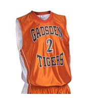 Youth Reversible Dazzler Basketball Jersey