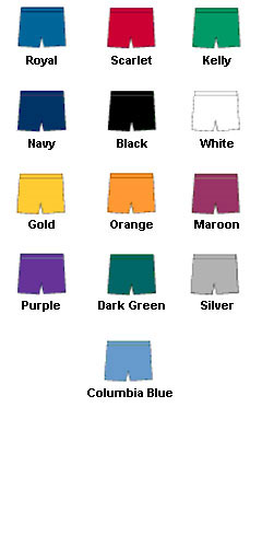Youth Mesh Basketball Short - 5 inseam - All Colors