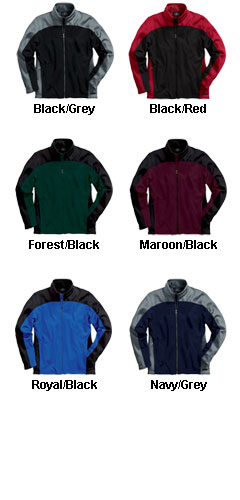 Mens Hexsport Bonded Jacket by Charles River Apparel - All Colors