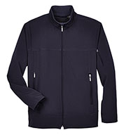 Mens Performance Brushed Back Soft Shell Jacket