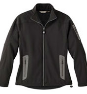 Custom Ladies Soft Shell Technical Jacket