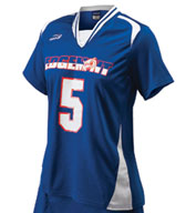Womens Radiance Lacrosse Jersey by Brine