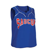 Girls Turn Two Softball Jersey