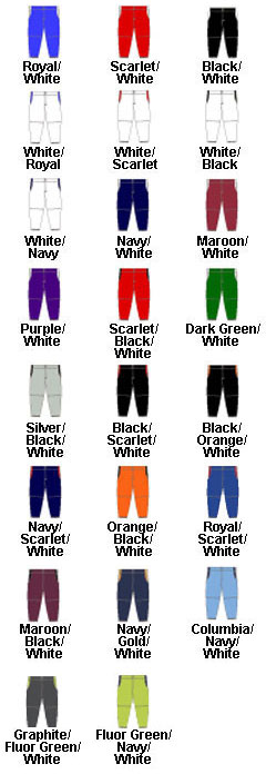 Womens Changeup Softball Pant - All Colors