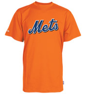 Custom New York Mets Youth Replica Jersey