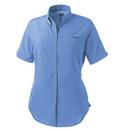 Custom Columbia Ladies Tamiami II Short Sleeve Shirt