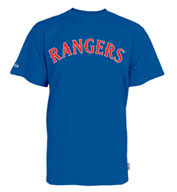 Texas Rangers Youth Replica Jersey