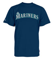 Custom Seattle Mariners Youth Replica Jersey