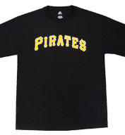 Custom Pittsburgh Pirates Adult Replica Jersey