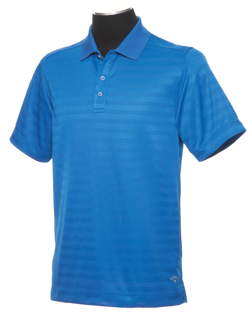 Textured Performance Polo by Callaway Golf