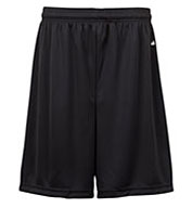 Mens Badger B-Dry Core Shorts with 9 Inseam